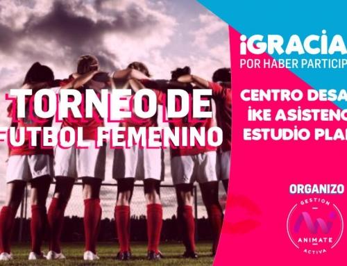 Torneo de futbol femenino